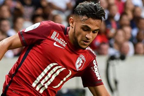 الدوري الانجليزي… المغربي سفيان بوفال يتفوق على محمد صلاح ورياض محرز