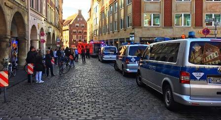 4 قتلى على الأقل في حادث دهس سيارة لحشد في المانيا