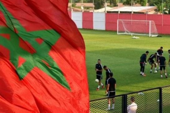 صحيفة التلغراف: النشيد المغربي ضمن الأفضل في مونديال روسيا