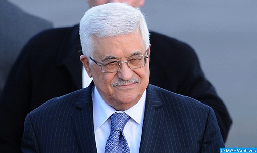 الرئيس الفلسطيني يشيد بجهود الملك رئيس لجنة القدس في دعم صمود المقدسيين