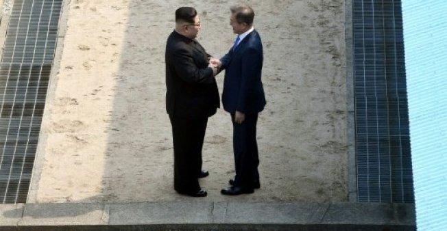 تعرف على أهم مضامين الاتفاق بين زعيمي الكوريتين