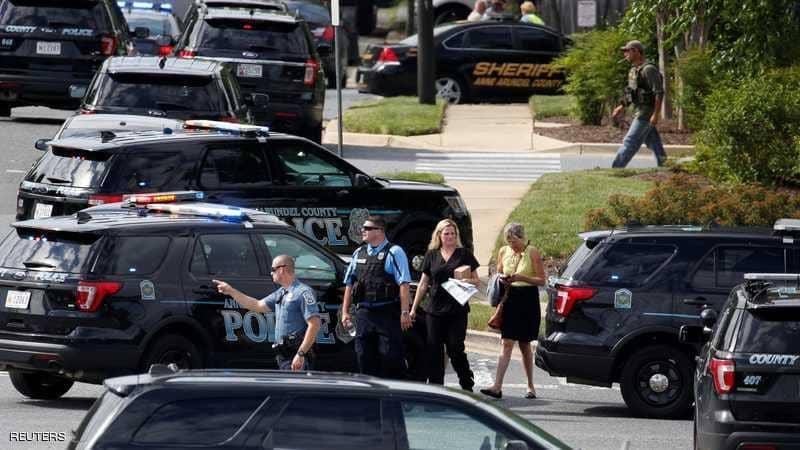 مقتل 5 أشخاص على الأقل في إطلاق نار بمكتب صحيفة أميركية