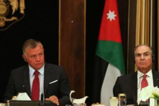 استقالة رئيس الحكومة الأردنية هاني الملقي وتكليف عمر الرزاز بتشكيل حكومة جديدة