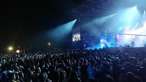 على عكس ما دعا إليه البعض… حضور أكثر من 40 ألف متفرج للاستمتاع بالحفل التجريبي لدورة 2018 من مهرجان موازين