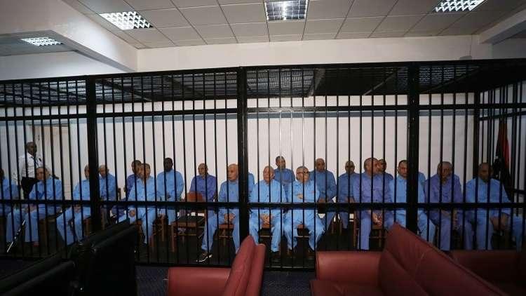 """ليبيا تفرج عن """"رموز"""" نظام القذافي!"""