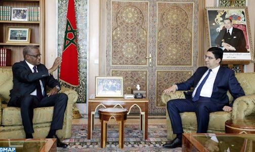 بوريطة: تطابق كبير بين رؤية الملك محمد السادس في إطار السياسة الافريقية ورؤية بلدان مجموعة 5 الساحل
