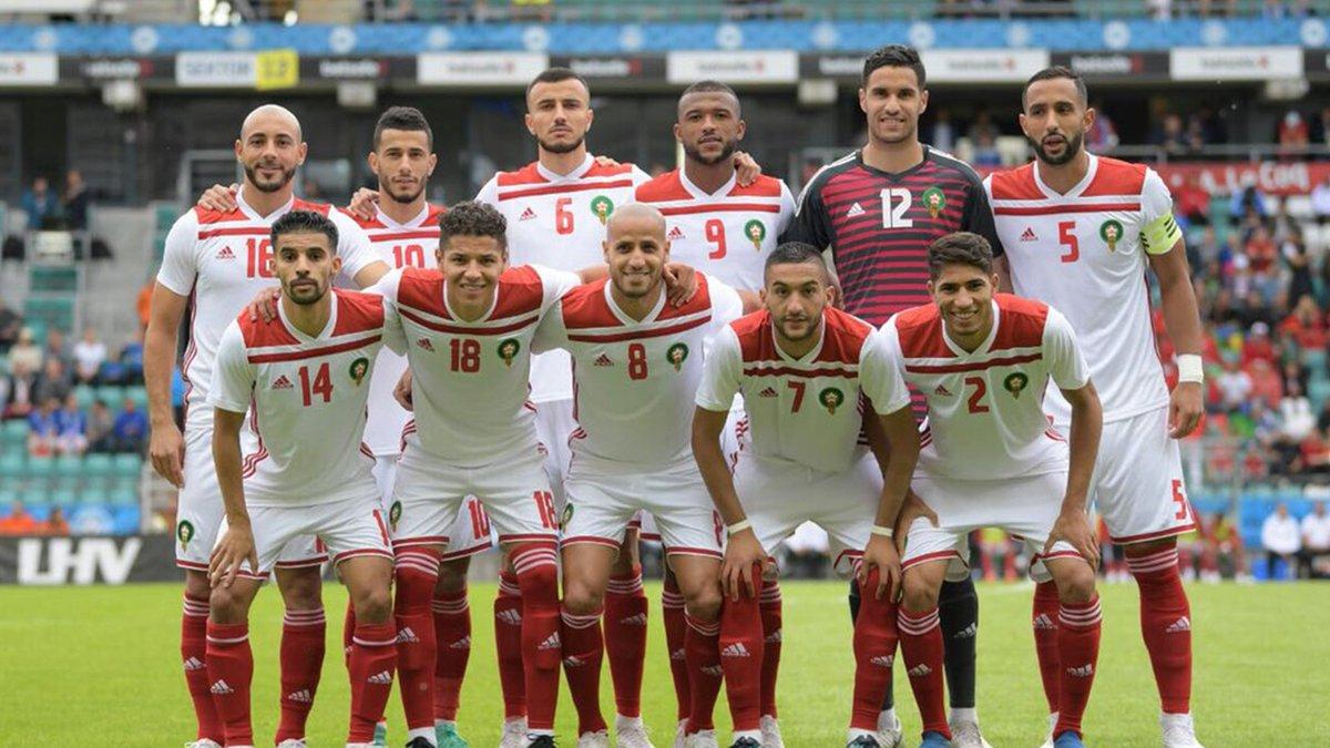 تعرف على توقيت مباريات المغرب في مونديال روسيا