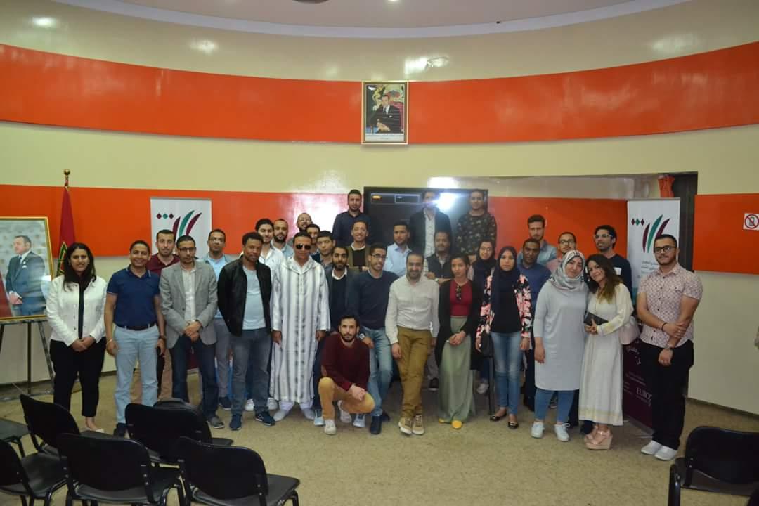 المنتدى المغربي للصحافيين الشباب يحسم موقفه من انتخابات المجلس الوطني للصحافة ويخرج بقرارات هامة لخدمة المهنة