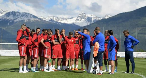 رسميا… رونار يعلن لائحة المنتخب النهائية لمونديال 2018