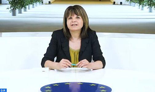 الصحفية الجزائرية التي انتقدت نظام بلادها في شريط فيديو تتعرض لاعتداء ببروكسل