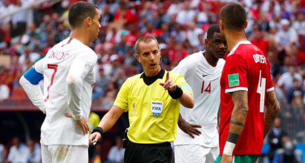 """""""الفيفا"""" تفتح تحقيقا شاملا في مباراة المغرب والبرتغال"""
