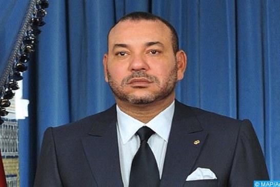 الملك يعزي الرئيس الإيفواري على إثر الفيضانات التي ضربت أبيدجان