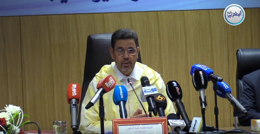عبد النباوي يتحدث بلغة العارف عن الأحكام ضد معتقلي الريف وبكل إنسانية عن المهداوي