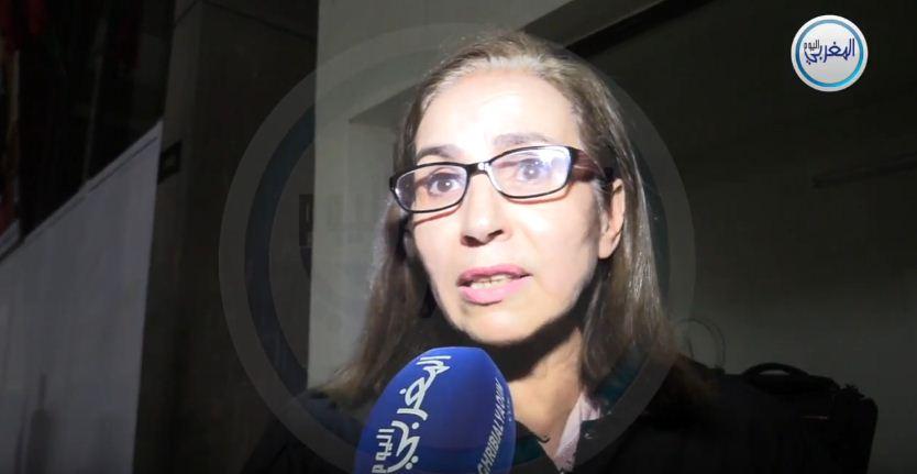 """المحامية الشاوي: """"أسئلة دفاع الضحايا أسقطت الشاهدة التي استعان بها بوعشرين في جملة من التناقضات"""" + فيديو"""