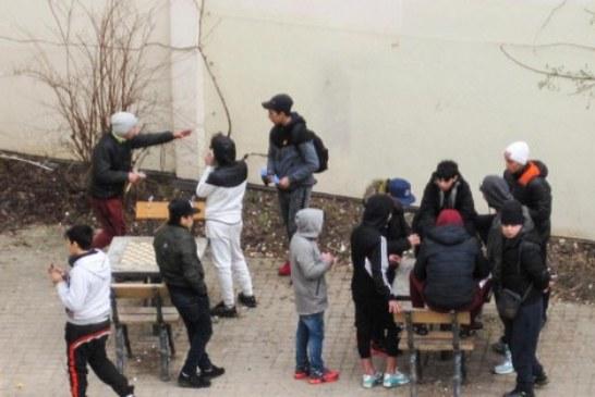 صادم… مغاربة يتخلصون من أبنائهم في مليلية المحتلة