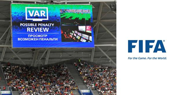 مونديال 2018… الفيفا تحدد موعد الحسم في قرارات التحكيم
