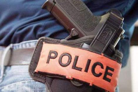 القنيطرة: مفتش شرطة يضطر لإطلاق الرصاص لتوقيف شخص عرّض حياة المواطنين للخطر