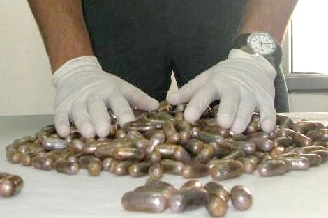 الدار البيضاء.. تفريغ 950 غراما من مخدر الكوكايين من معدة برازيلي