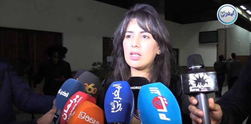 """بالفيديو… المحامية مريم جمال الإدريسي ترد بقسوة على """"الحقوقيين"""" ومحيط بوعشرين"""