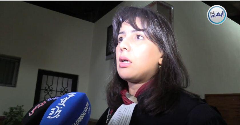 """بالفيديو… المحامية مريم جمال الإدريسي: """"شاهدة بوعشرين سقطت في تناقضات خطيرة فضحت المتهم"""""""