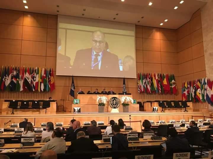 جنيف: انتخاب عبد المولى عبد المومني نائبا لرئيس الإتحاد الدولي للتعاضد