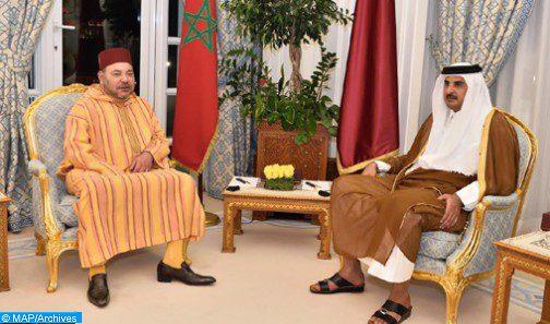 بعد تصويت قطر لفائدة المغرب… الملك يتصل هاتفيا بأميرها الشيخ تميم بن حمد آل ثاني