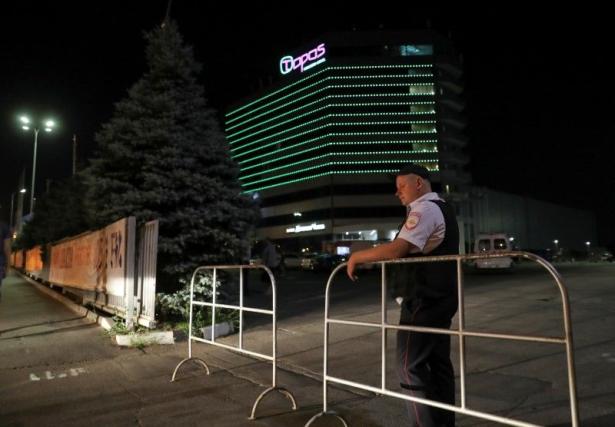 بسبب شكوك حول وجود قنبلة… الشرطة الروسية تخلي 16 موقعا في مدينة روستوف