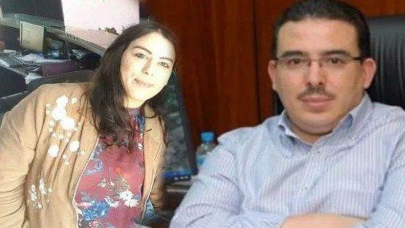 بالفيديو… لحظة وصول عفاف برناني لمحاكمة بوعشرين وسط متابعة إعلامية كبيرة
