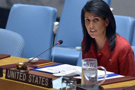 الولايات المتحدة الأمريكية تنسحب من مجلس حقوق الإنسان
