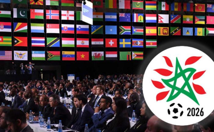 الخيانة الكبرى تسهل فوز الثلاثي الأمريكي بتنظيم كأس العالم 2026