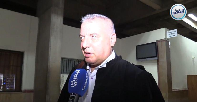 """بالفيديو… المحامي زهراش: """"النيابة العامة طالبت بعرض الفيديوهات الجنسية لبوعشرين على الخبرة"""""""