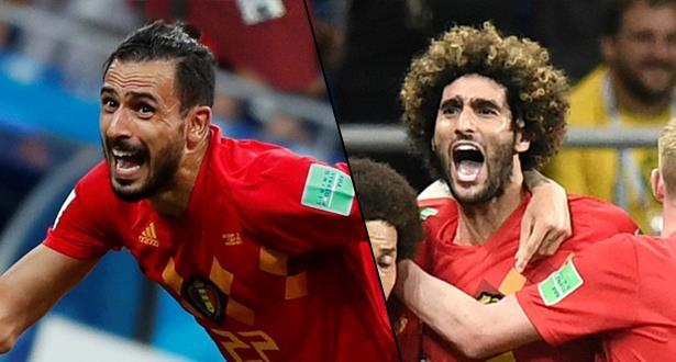 7 لاعبين من أصول عربية في نصف نهائي مونديال روسيا