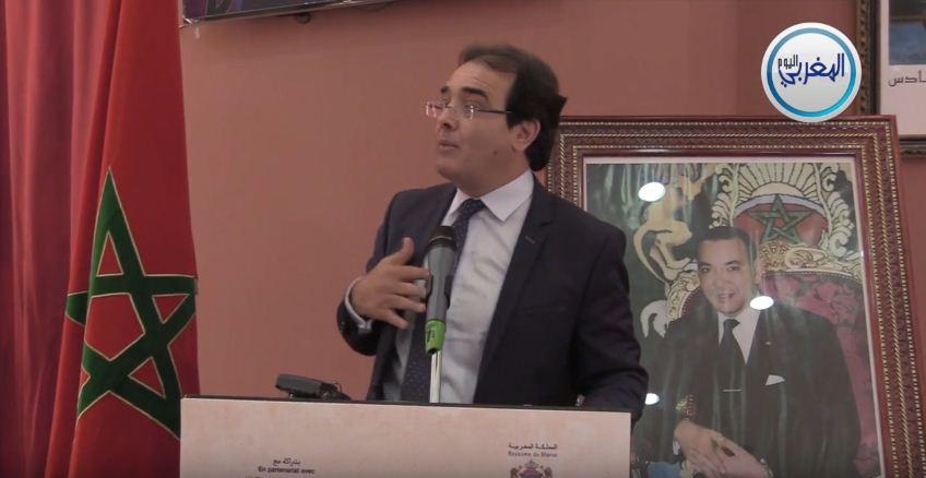 بالفيديو… بنعتيق يوجه رسائل مؤثرة لربط شباب مغاربة العالم بوطنهم الأم