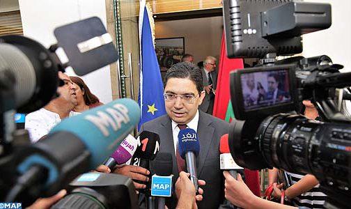بوريطة: التوقيع على اتفاق الصيد البحري يكرس مسار مفاوضات جرت في ظروف سمتها التوافق