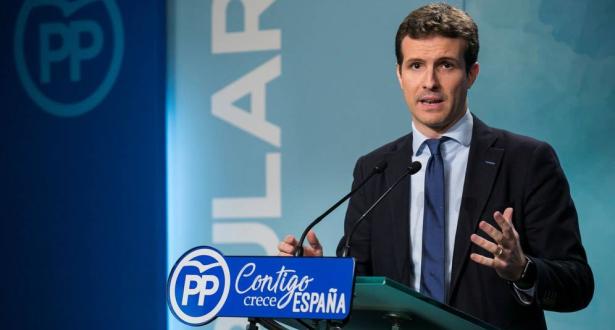 كاسادو خلفا لراخوي على رأس الحزب الشعبي الاسباني