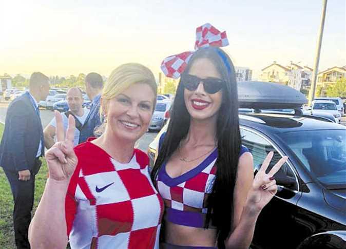 معطيات مثيرة لا تعرفونها عن رئيسة كرواتيا كوليندا كيتاروفيتش