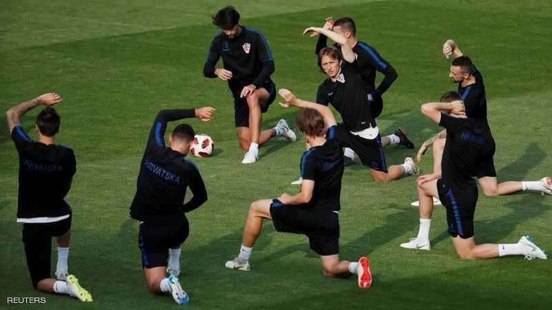 صدمة للمشجعين الكرواتيين.. الفريق قد يخسر خدمات أهم نجومه بالنهائي