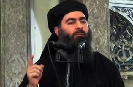 مقتل نجل البغدادي زعيم تنظيم داعش في مدينة حمص بسوريا