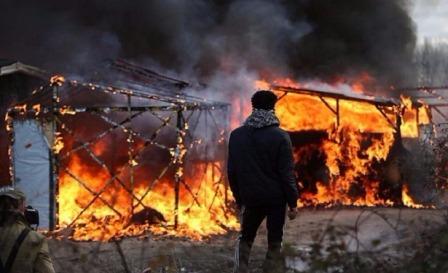 وفاة مغربي في حريق داخل مستودعات مهجورة بايطاليا