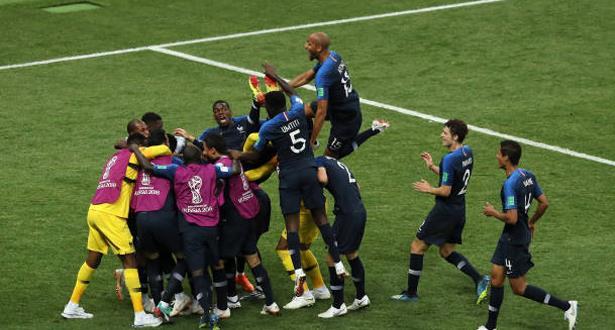 لثاني مرة في تاريخها .. فرنسا بطلة للعالم