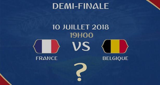 التشكيلتان المُحتملتان لمواجهة بلجيكا وفرنسا في نصف نهائي المونديال