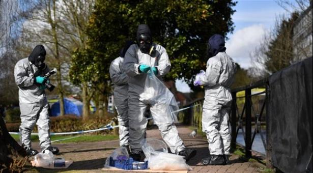 على غرار الجاسوس الروسي… وفاة بريطانية بعد تسممها بغاز الأعصاب نوفيتشوك