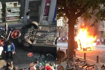 """""""تخريب وفوضى وسرقات """" في فرنسا بعد التتويج"""