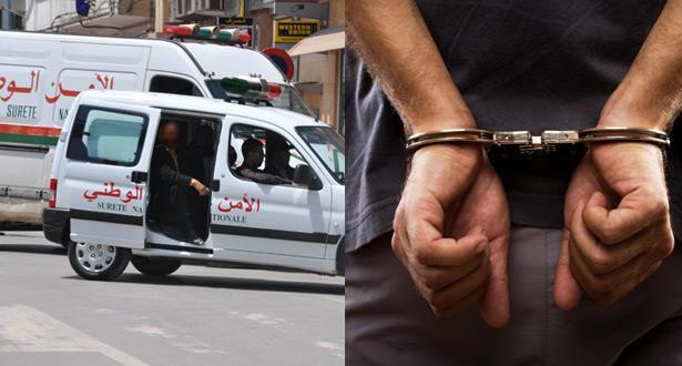 فاس… وفاة شرطي صدمه سائق سيارة عمدا