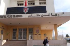 مكناس.. اعتقال متشرد أصاب إمام مسجد بجروح بواسطة سكين
