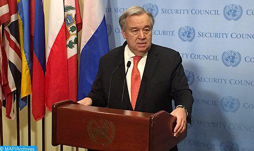 تقرير الأمين العام للأمم المتحدة المحال على الجمعية العامة يذكر بثوابت الموقف المغربي إزاء القضية الوطنية