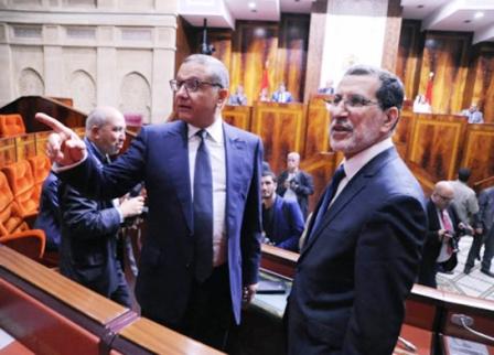 ربط المسؤولية بالمحاسبة وتقرير والي بنك المغرب يعصفان بوزير المالية بوسعيد