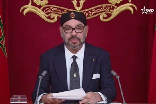 """الملك محمد السادس: """"قررنا تنظيم لقاء وطني للتشغيل والتكوين لبلورة قرارات عملية ووضع خارطة طريق مضبوطة للنهوض بالتشغيل"""""""
