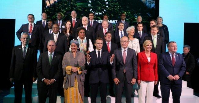 قادة دول العالم يحاولون إعادة إحياء اتفاق للمناخ