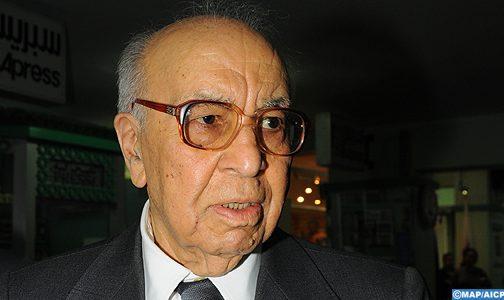 الوزير الأول الأسبق محمد كريم العمراني إلى دار البقاء